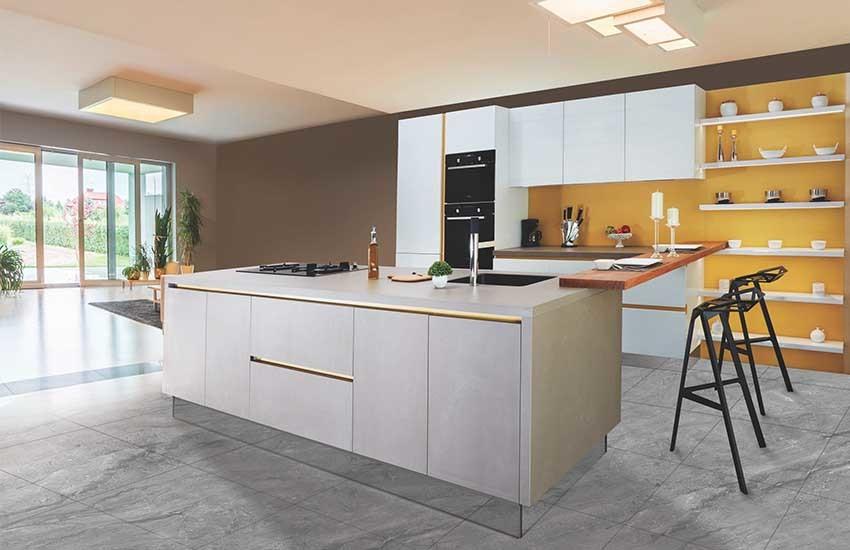 Moderne Fliesen für Küche & Esszimmer | Fliesen Peußner